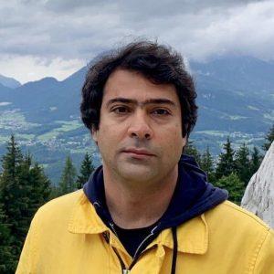 Photograph of Arash Eshghi