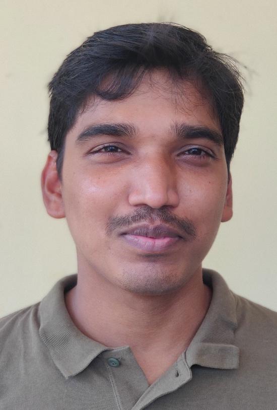 Photo of Vevake Balaraman