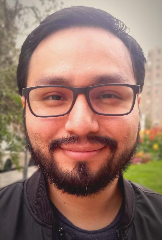 Photograph of Marco Sobrevilla